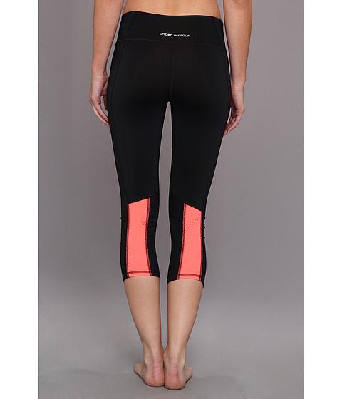 "Pantaloni Under Armour - ArmourVentâ""¢ Capri - Black/Brilliance"
