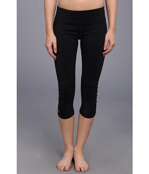 "Pantaloni Under Armour - ArmourVentâ""¢ Capri - Black/Caspian/Black"