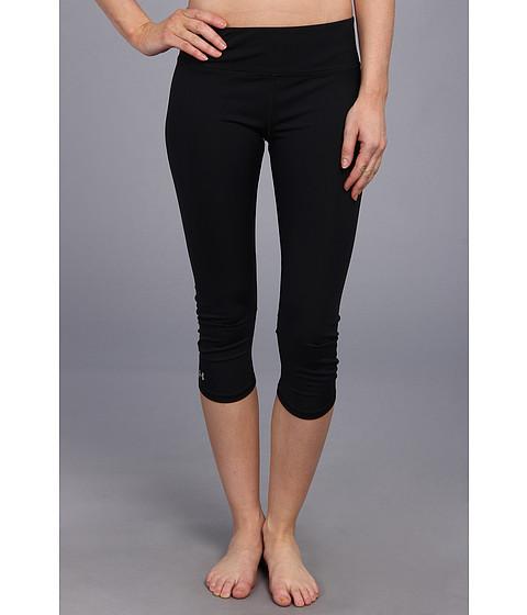 """Pantaloni Under Armour - ArmourVentâ""""¢ Capri - Black/Pride Black"""