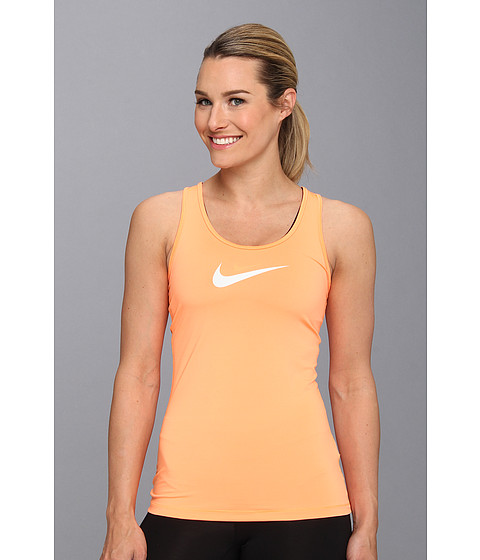 Bluze Nike - Pro Tank - Atomic Orange/Light Base Grey