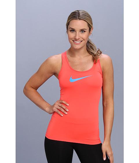 Bluze Nike - Pro Tank - Laser Crimson/Vivid Blue