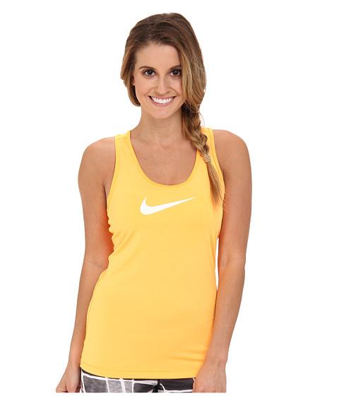 Bluze Nike - Pro Tank - Atomic Mango/White