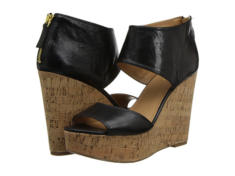 Sandale Nine West - Caswell - Black Leather