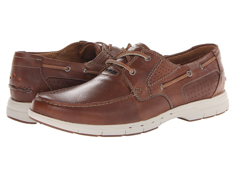 Pantofi Clarks - Unnautical Sea - Tan