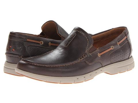 Pantofi Clarks - Unnautical Bay - Dark Brown