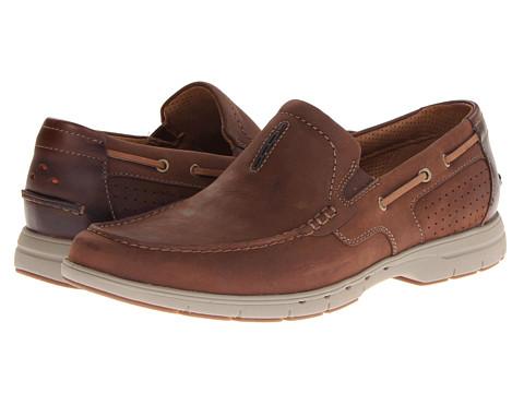 Pantofi Clarks - Unnautical Bay - Mahogany