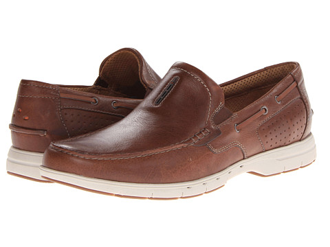 Pantofi Clarks - Unnautical Bay - Tan