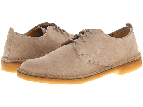 Pantofi Clarks - Desert London - Sand Suede