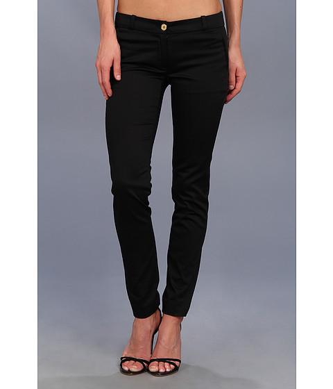 Pantaloni MICHAEL Michael Kors - Sexy Skinny Cotton Sateen - Black