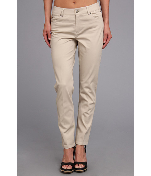 Pantaloni Christin Michaels - Cropped Taylor - Desert