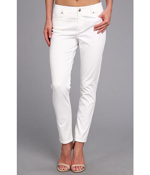 Pantaloni Christin Michaels - Cropped Taylor - White