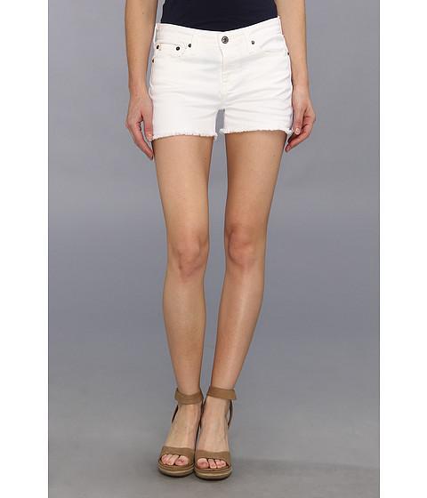 Pantaloni Big Star - Alex Mid Rise Short in White - White