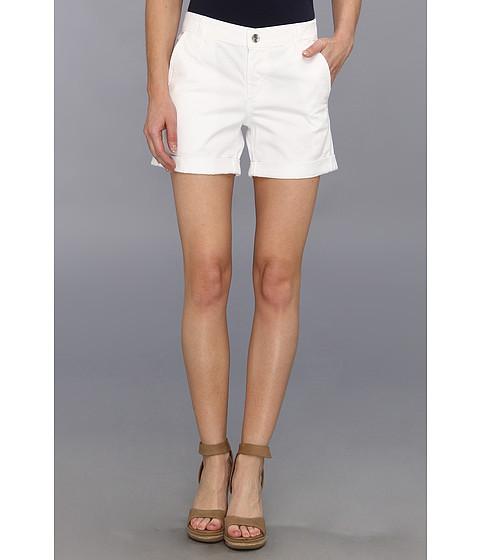 Pantaloni Big Star - Avery Boyfriend Short in White - White