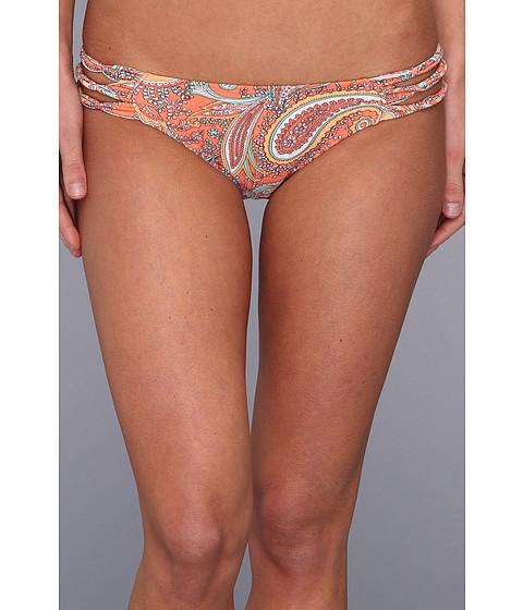Costume de baie ONeill - Daydreamer Tab Side Bottom - Coral