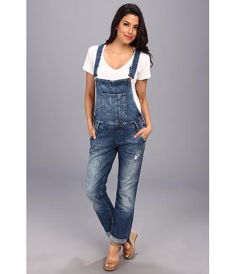 Blugi Mavi Jeans - Edera Overall in Mid R-Vintage - Mid R-Vintage