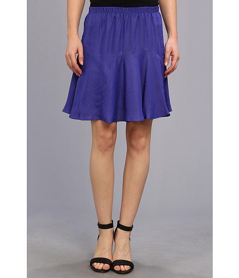 Fuste Rebecca Taylor - Flip Skirt - Cobalt