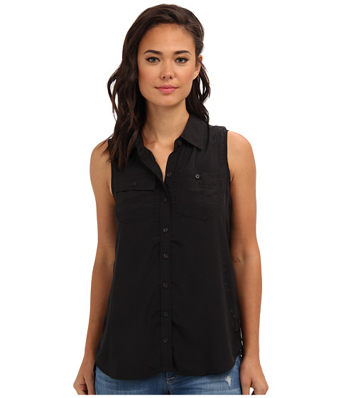 Bluze Fox - Tripwire Sleeveless Shirt - Black