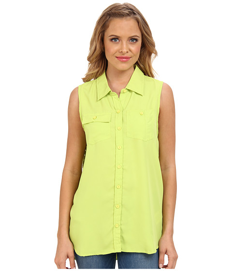 Bluze Fox - Tripwire Sleeveless Shirt - Kiwi