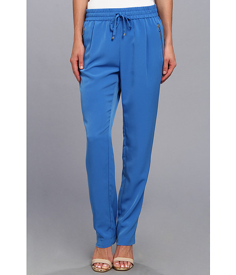 Pantaloni Calvin Klein - Solid Drawstring Pant - Wave