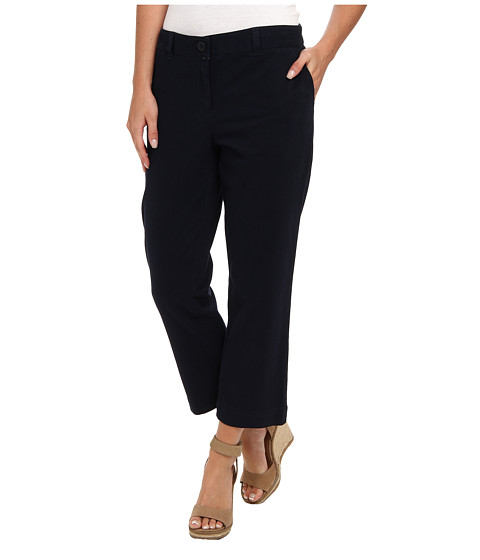 Pantaloni Jones New York - Cropped Easy Pant - Navy