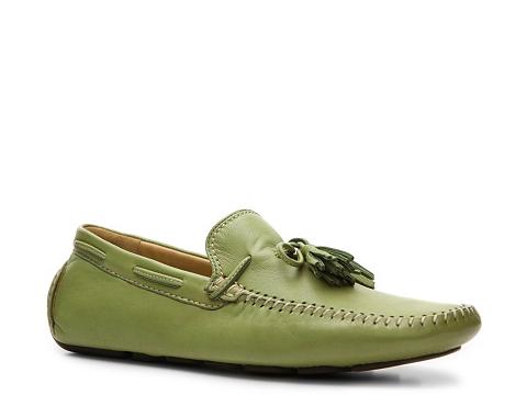 Pantofi Robert Zur - Troy Loafer - Green
