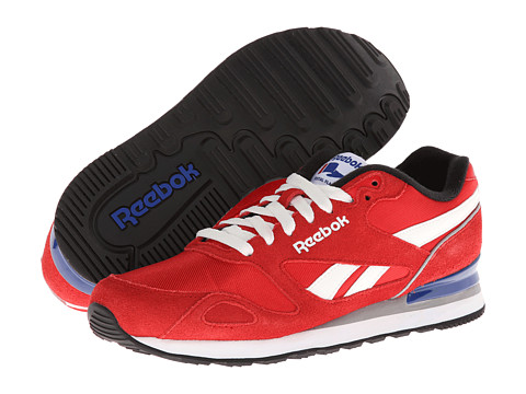 Adidasi Reebok - Reebok Royal Mission - Stadium Red/Chalk/Tin Grey/White/Black/Reebok Royal