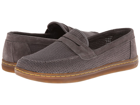 Adidasi Dr. Martens - Mark Penny Loafer - Charcoal Perfed Canvas
