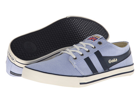 Adidasi Gola - Granite Chambray - Light Blue/Navy
