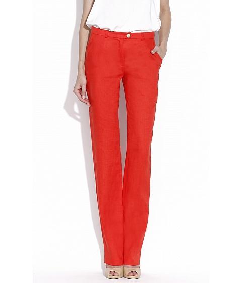 Pantaloni Nissa - Pantaloni P6836 - Rosu