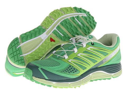 Adidasi Salomon - X-Wind Pro - Wasabi/Firefly Green/Green Tea
