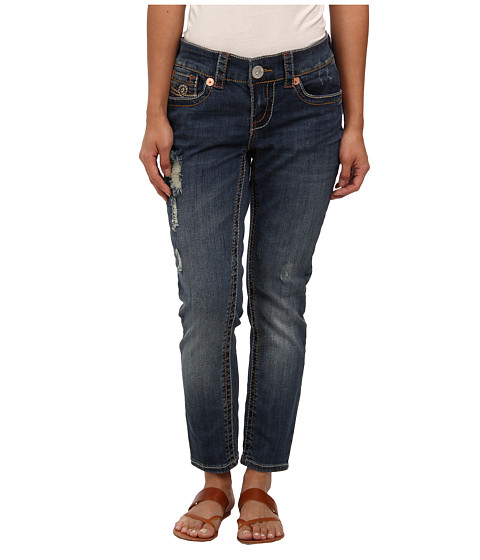 Blugi Seven7 Jeans - Petite Skinny Crop in Buddy - Buddy