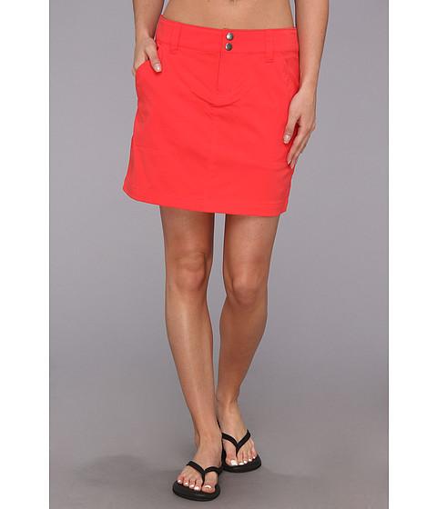 """Fuste Columbia - Saturday Trailâ""""¢ Skirt - Red Hibiscus"""