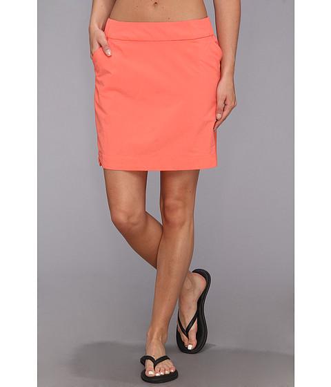 "Fuste Columbia - Suncastâ""¢ Skirt - Hot Coral/Orange Blast"