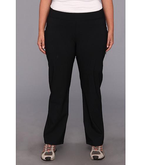 """Pantaloni Columbia - Plus Size Back Beautyâ""""¢ Straight Leg Pant - Black"""