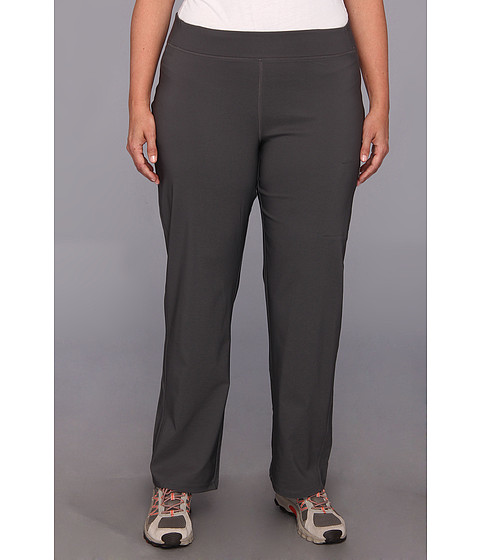 "Pantaloni Columbia - Plus Size Back Beautyâ""¢ Straight Leg Pant - Grill"