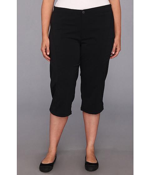 """Pantaloni Columbia - Plus Size Just Rightâ""""¢ II Capri - Black"""