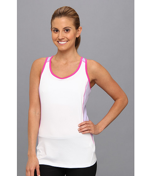 """Bluze Columbia - Freeze Degreeâ""""¢ Tank Top - White/Whitened Violet/Groovy Pink"""