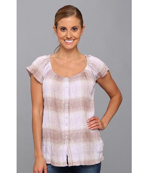 "Bluze Columbia - Light Done Rightâ""¢ S/S Shirt - Whitened Violet Plaid"