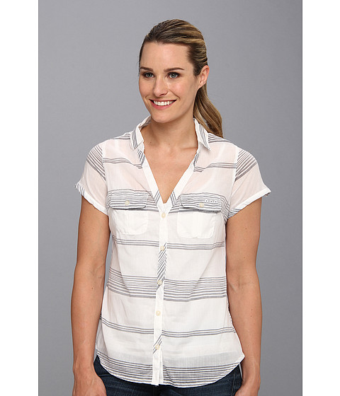 "Camasi Columbia - Sun Drifterâ""¢ S/S Shirt - Collegiate Navy Stripe"