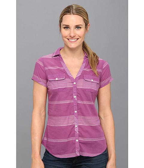 "Camasi Columbia - Sun Drifterâ""¢ S/S Shirt - Razzle Stripe"