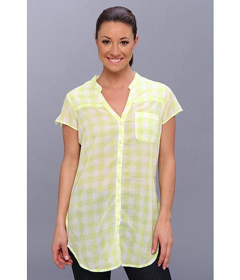 "Camasi Columbia - Sun Drifterâ""¢ Tunic Shirt - Tippet Gingham"