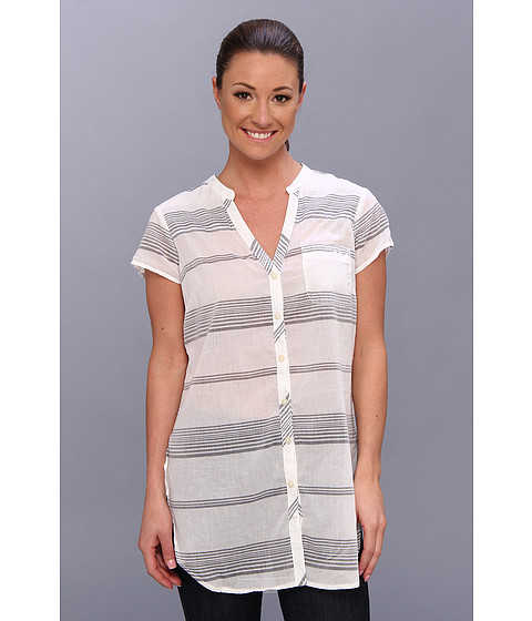 "Camasi Columbia - Sun Drifterâ""¢ Tunic Shirt - Collegiate Navy Stripe"