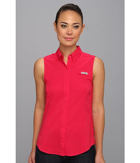 "Camasi Columbia - Tamiamiâ""¢ Sleeveless Shirt - Bright Rose"