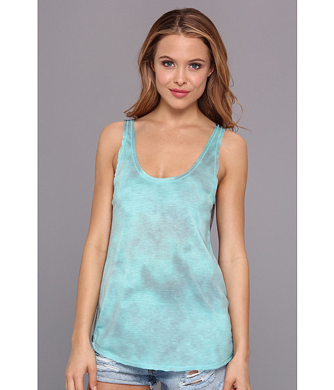 Bluze Hurley - Solid Cloud Tank - Hyper Turquoise