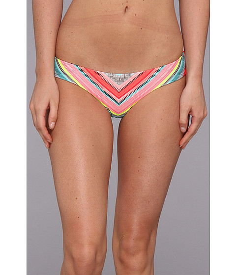 Costume de baie Rip Curl - Tribal Quest Booty Brief - Black