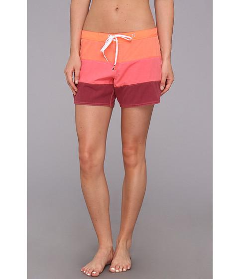 "Costume de baie Hurley - Phantom 5\"" Beachrider - Bright Mango"