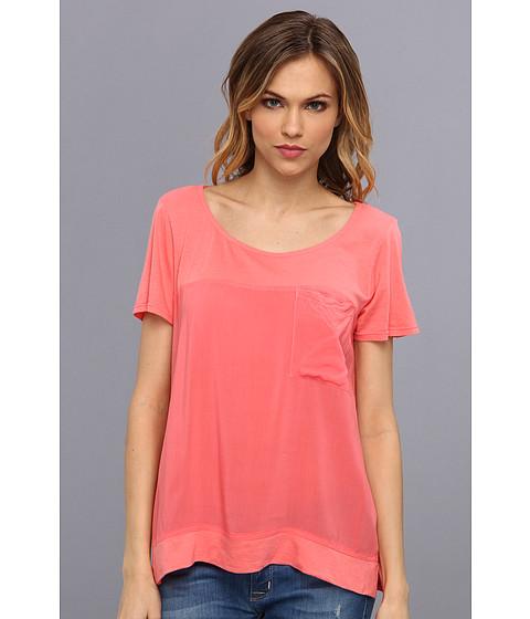 Bluze Splendid - Always Shirting Tee - Coral Pink