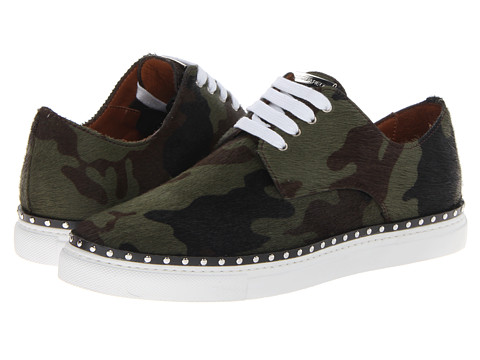 Adidasi DSQUARED2 - Mombasa Camouflage Trainer - Camouflage