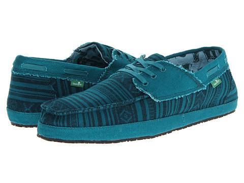 Pantofi Sanuk - Docksteady - Teal