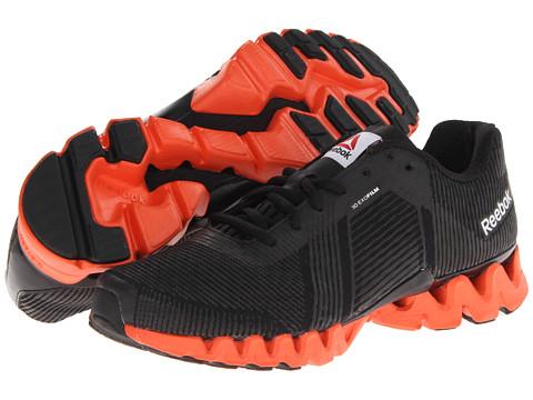 Adidasi Reebok - Zigtech 3.0 Energy - Black/White/Swag Orange